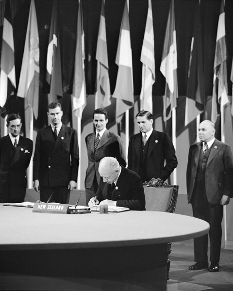 Yalta And New Zealand An Analysis Of The Yalta Conference 1945